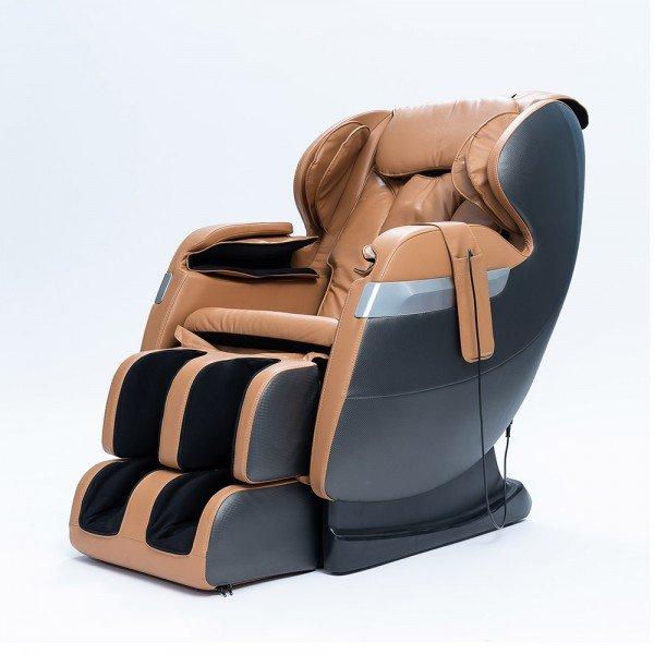 Масажен стол GJ-5105 за релаксация, тонус и терапия - капучино