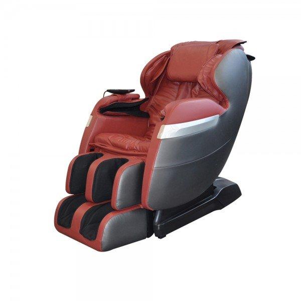 Масажен стол GJ-5102Z за масаж на цяло тяло - червен