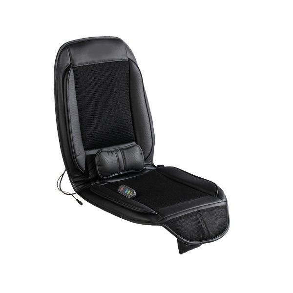 Електрическа подложка за автомобил или офис стол CF-2409 с подгряване, охлаждане и масаж