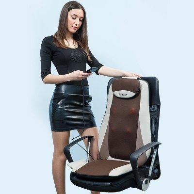Масажна подложка CF-2508 с нагряване и различни програми за масаж