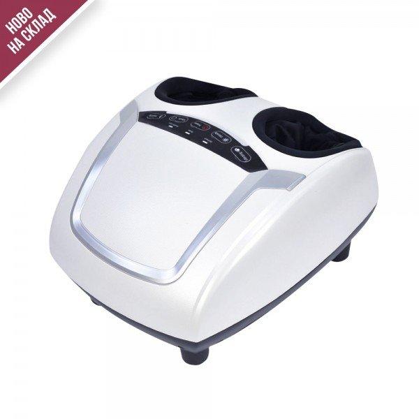 Шиацу Масажор за Крака REXTON FR-F32C с функция за подгряване, почукване и интензивност на масажа