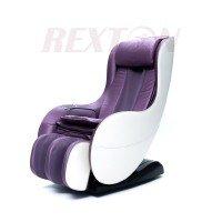 Масажен Стол REXTON RK-1900 с компактни размери и Bluetooth - лилав