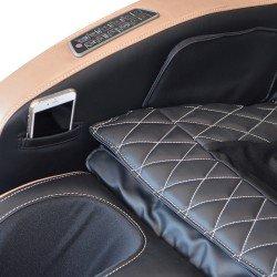Масажен Стол REXTON RK-1900B-BL с компактни размери и Bluetooth - черен