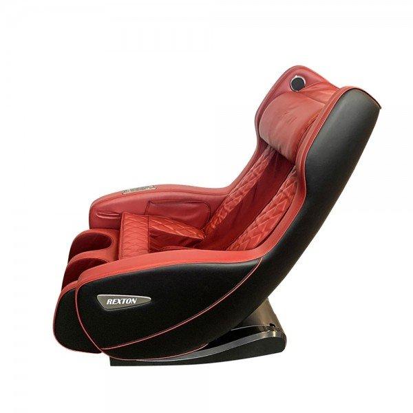 Масажен Стол REXTON RK-1900B-RED с компактни размери и Bluetooth - червен