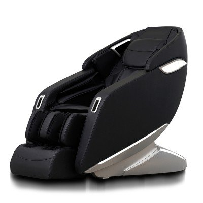Професионален Масажен Стол REXTON Z1-BL с 3D масаж, инфрачервено затопляне и Bluetooth