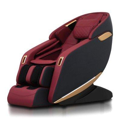 Професионален Масажен Стол REXTON Z1-RED с 3D масаж, инфрачервено затопляне и Bluetooth - Модел 2020 година
