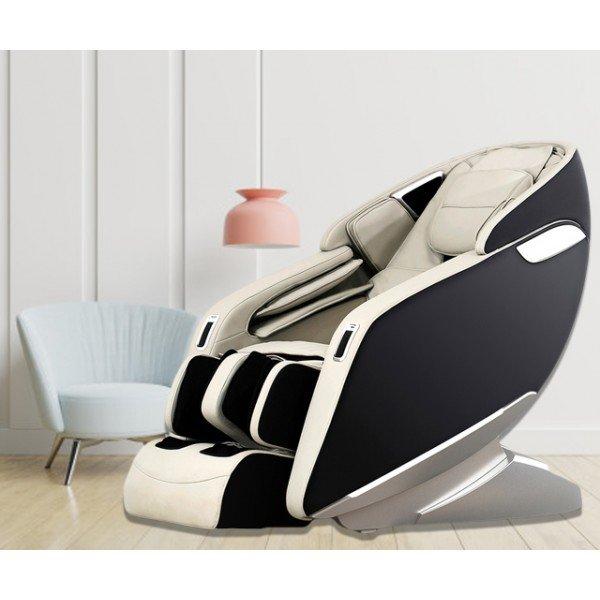 Професионален Масажен Стол REXTON Z1-SL с 3D масаж, инфрачервено затопляне и Bluetooth
