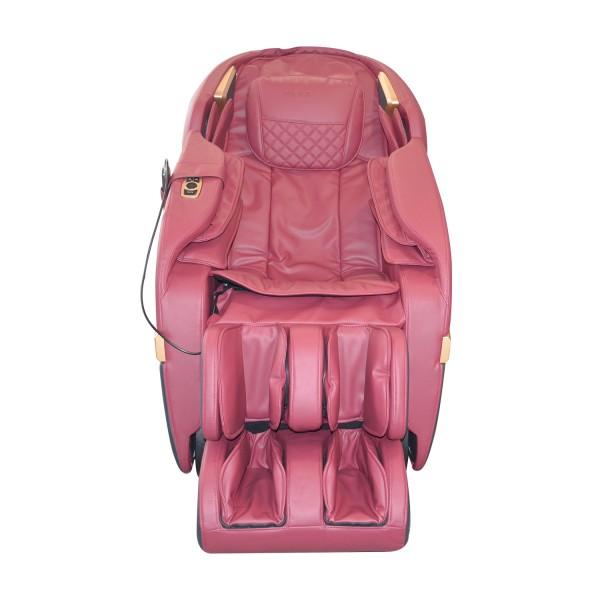 Професионален Mасажен Стол REXTON Z2-RED с 3D масаж, Bluetooth функция и вграден пулт за управление