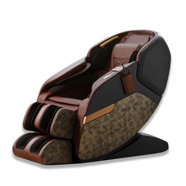 Професионален Mасажен Стол REXTON Z2-CR с 3D масаж, Bluetooth функция и вграден пулт за управление